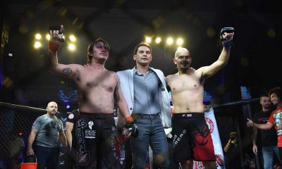 Tiebreaker Times [VIDEOS] A fitting end to Geisler-Matos rivalry Mixed Martial Arts News URCC  URCC Fight Night Kiko Matos John Adajar Chris Hoffman Baron Geisler Alvin Aguilar