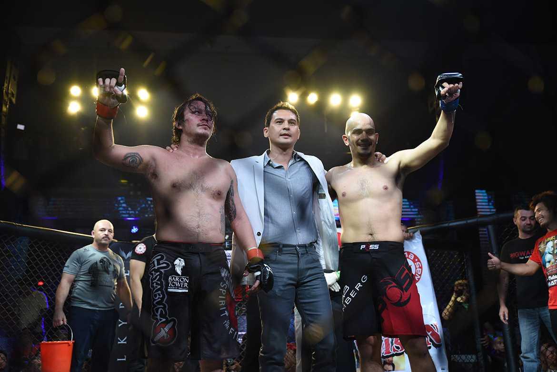 Tiebreaker Times Alvin Aguilar looks back on Geisler-Matos fight Mixed Martial Arts News URCC  Kiko Matos Baron Geisler Alvin Aguilar