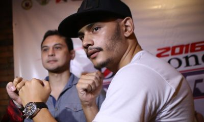Tiebreaker Times Matos disregards 'villain' role ahead of Geisler bout Mixed Martial Arts News URCC  URCC Fight Night Kiko Matos Baron Geisler Alvin Aguilar