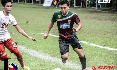 Tiebreaker Times UP guns for third straight win in Ang Liga Football News  Ang Liga