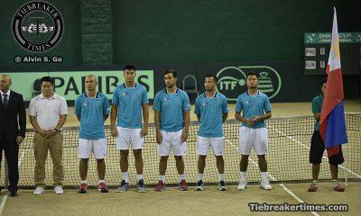 Tiebreaker Times Huey relishes Wimbledon success, looks forward to Davis Cup Davis Cup News Tennis  Treat Huey 2016 Davis Cup