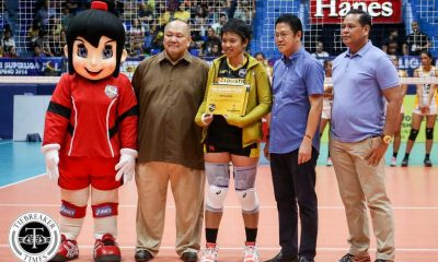 Tiebreaker Times Golden ticket a chance for UAAP Best Setter to improve 2016 FIVB Women's CWC DLSU News PSL Volleyball  Kim Fajardo F2 Logistics Cargo Movers 2016 PSL Season 2016 PSL All Filipino Conference