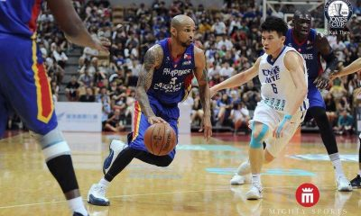 Tiebreaker Times Philippines-Mighty Sports sweep the Jones Cup Basketball News  Vernon Macklin Mike Singletary Mighty Sports Hamady N'Diaye Dewarick Spencer Bo Perasol Al Thornton 2016 William Jones Cup