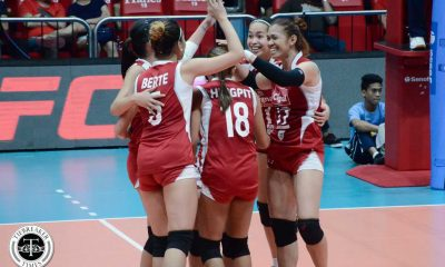 Tiebreaker Times Cignal finally finds connection, grabs first win News PSL Volleyball  Sammy Acaylar Rubie De Leon Rica Rivera Jheck Dionela Jannine Navarro Generika Drugstore Lifesavers Gen Casugod Francis Vicente Cignal HD Spikers Chlodia Cortez Cherry Vivas April Hingpit 2016 PSL Season 2016 PSL All Filipino Conference