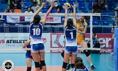 Tiebreaker Times Lady Troopers keep perfect start intact News PSL Volleyball  Vilet Ponce-De Leon Tin Agno Sarah Jane Gonzales Royse Tubino Rhea Dimaculangan RC Cola Army Lady Troopers Rachel Daquis Kungfu Reyes Jovelyn Gonzaga Jaja Santiago Foton Tornadoes EJ Laure 2016 PSL Season 2016 PSL All Filipino Conference