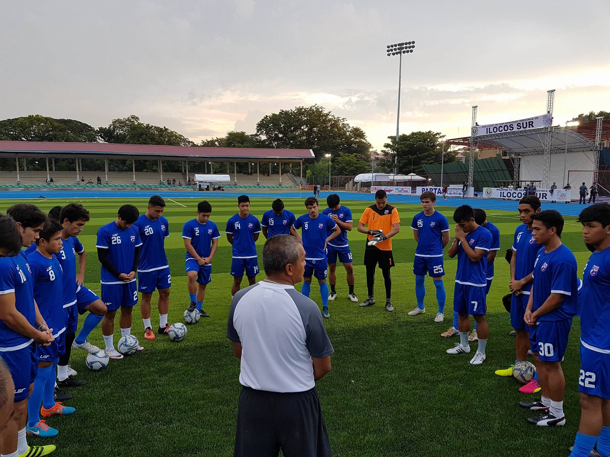 Philippine Sports News - Tiebreaker Times Rizal Memorial to host Philippines friendly against Bahrain Football News Philippine Azkals  Philippine Azkals