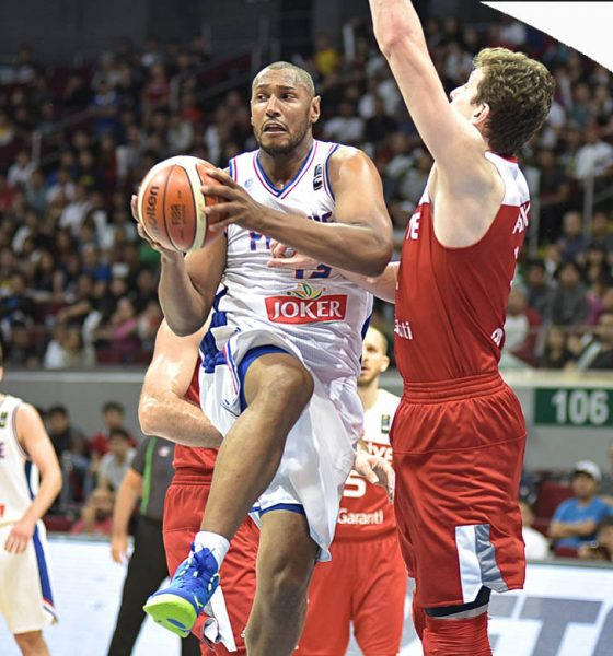 Tiebreaker Times Collet, Diaw want better start for France in final against Canada 2016 Manila OQT Basketball New Zealand News  Vincent Collet Boris Diaw 2016 Basketball Olympic Qualifying Tournament