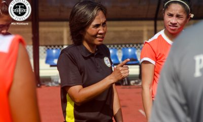 Tiebreaker Times PWNT mentor Bautista focuses on fitness, eyes results against ASEAN giants Football News  Philippine Women's National Football Team Buda Bautista 2016 AFF Women's Championships