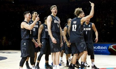 Tiebreaker Times New Zealand announces final 12 for Manila OQT 2016 Manila OQT Basketball New Zealand News  Tom Abercrombie Tai Webster. Shea Ili Rob Loe Mika Vukona Michael Karena Jordan Ngatai Isaac Fotu Everard Bartlett Derone Raukawa Corey Webster BJ Anthony 2016 Basketball Olympic Qualifying Tournament
