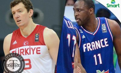 Tiebreaker Times France bracing for tough semis against towering Turkey 2016 Manila OQT Basketball France News Turkey  Vincent Collet Mickael Gelabale Florent Pietrus 2016 Basketball Olympic Qualifying Tournament