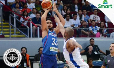 Tiebreaker Times Gilas legend Ranidel de Ocampo retires after 15 seasons Basketball News PBA  Ranidel De Ocampo PBA Transactions PBA Season 45 Meralco Bolts