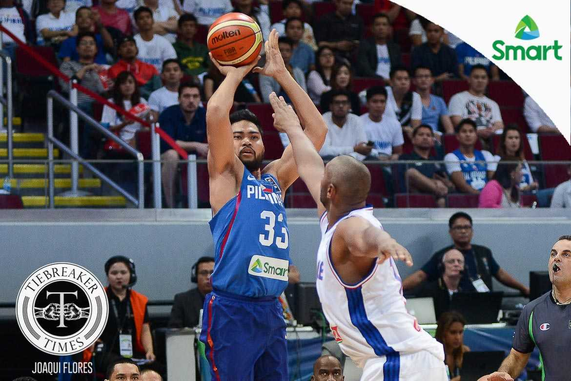 Tiebreaker Times Tab Baldwin leaves door open for RDO if he wants to enter coaching Basketball Gilas Pilipinas News  Tab Baldwin Ranidel De Ocampo Gilas Pilipinas Men