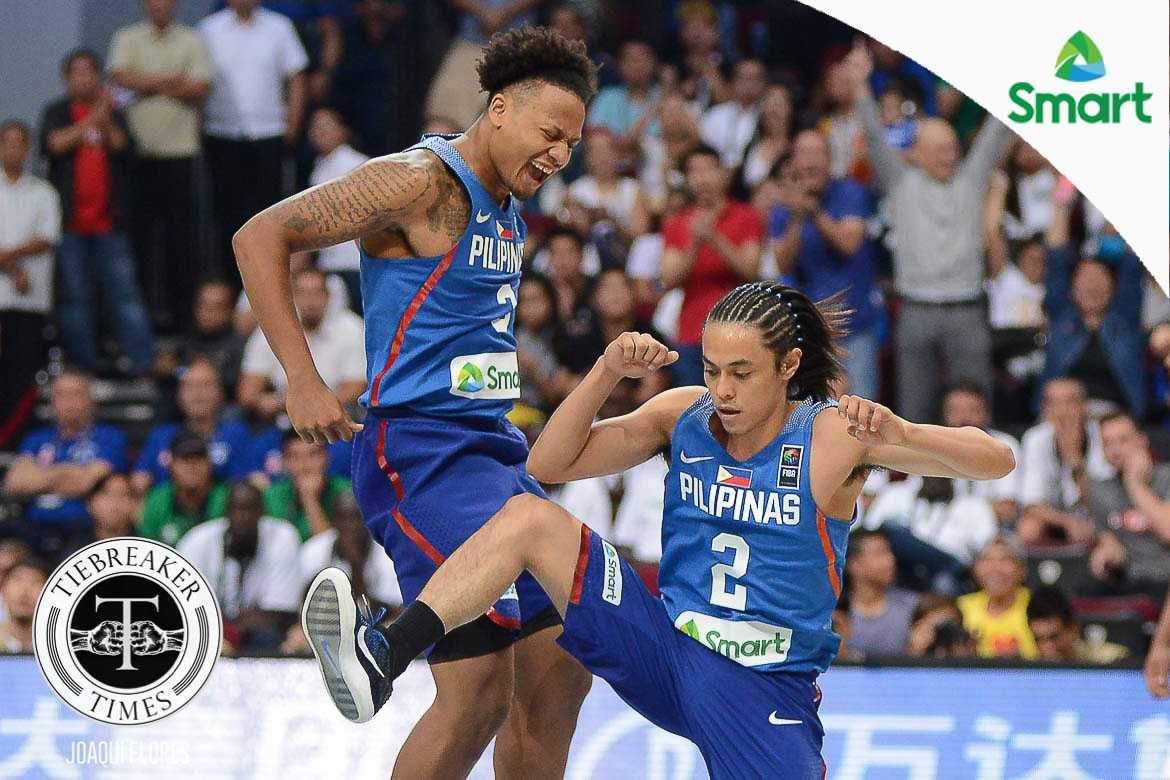 Tiebreaker Times Ray Parks declines Gilas invitation, says Yeng Guiao 2019 FIBA World Cup Qualifiers Basketball Gilas Pilipinas News  Yeng Guiao Gilas Pilipinas Men Bobby Ray Parks Jr. 2019 FIBA World Cup