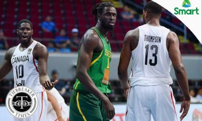 Tiebreaker Times Underdog Senegal overwhelmed by Filipino crowd support 2016 Manila OQT Basketball News Senegal  Porfirio Fissac Maurice Ndour 2016 Basketball Olympic Qualifying Tournament