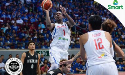 Tiebreaker Times Blatche remains committed to Gilas but team still looking at other options Basketball Gilas Pilipinas News  Chot Reyes Andray Blatche