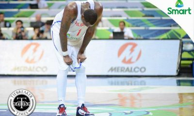 Tiebreaker Times Blatche downhearted after Gilas elimination 2016 Manila OQT Basketball Gilas Pilipinas News Philippines  Andray Blatche 2016 Basketball Olympic Qualifying Tournament
