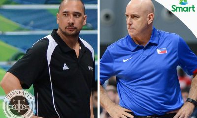 Tiebreaker Times Henare honored to coach against former mentor Baldwin 2016 Manila OQT Basketball New Zealand News Philippines  Tab Baldwin Paul Henare 2016 Basketball Olympic Qualifying Tournament