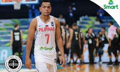 Tiebreaker Times Jayson Castro, SMART Gilas survive Japan to open WCQ campaign 2019 FIBA World Cup Qualifiers Basketball Gilas Pilipinas News  Matthew Wright Makoto Hiejima Julio Llamas Jayson Castro Japan (Basketball) Ira Brown Gabe Norwood Daiki Tanaka Chot Reyes Andray Blatche 2019 FIBA World Cup Qualifiers Group B