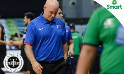Tiebreaker Times The process continues for Baldwin, Gilas Pilipinas 2016 Manila OQT Basketball News Philippines  Tab Baldwin 2016 Basketball Olympic Qualifying Tournament