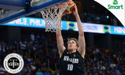 Tiebreaker Times Tall Blacks exit Manila OQT with heads held high 2016 Manila OQT Basketball New Zealand News  Tom Abercrombie Paul Henare 2016 Basketball City Tournament
