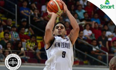 Tiebreaker Times Tall Blacks gain more confidence from close loss to France 2016 Manila OQT Basketball New Zealand News  Paul Henare Corey Webster 2016 Basketball Olympic Qualifying Tournament