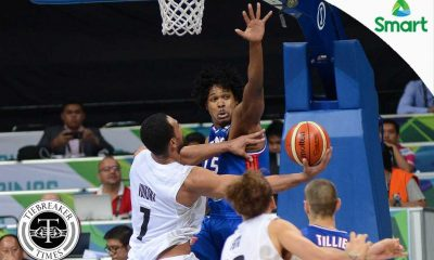 Tiebreaker Times Gelabale leads French hijack as Les Bleus cement top seed 2016 Manila OQT Basketball France New Zealand News  Vincent Collet Tom Abercrombie Paul Henare Mickael Gelabale Kim Tillie Isaac Fotu Corey Webster Boris Diaw 2016 Basketball Olympic Qualifying Tournament