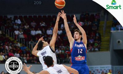 Tiebreaker Times MVP De Colo overwhelmed by Filipino support throughout OQT 2016 Manila OQT Basketball France News  Nando De Colo 2016 Basketball Olympic Qualifying Tournament