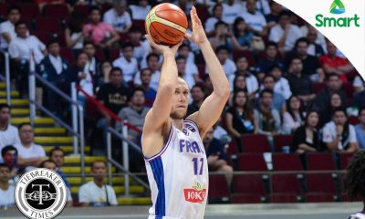 Tiebreaker Times French bench steps up to help team clinch Group B top seed 2016 Manila OQT Basketball France News  Mickael Gelabale Kim Tillie Florent Pietrus 2016 Basketball Olympic Qualifying Tournament