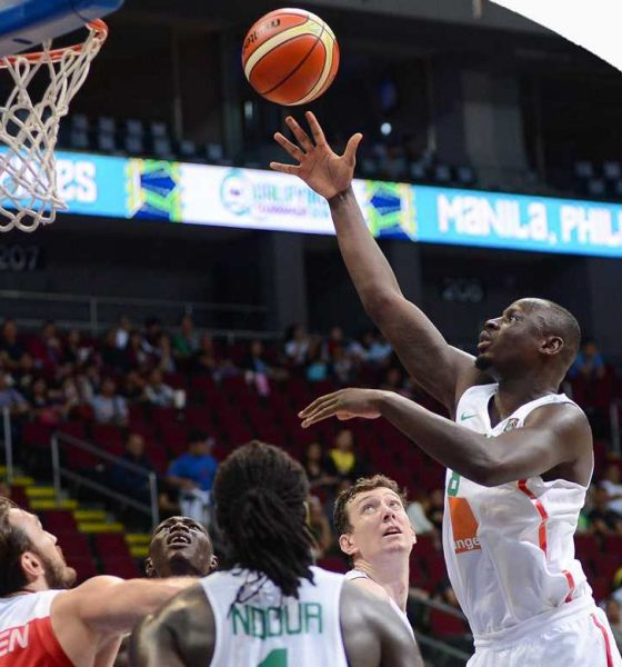 Tiebreaker Times Like Gilas, underdog Senegal exit Manila OQT with hearts unbowed 2016 Manila OQT Baseball News Senegal  Antoine Mendy 2016 Basketball Olympic Qualifying Tournament