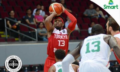 Tiebreaker Times Turkey's Muhammed rues terrible shooting in group phase 2016 Manila OQT Basketball News Turkey  Ali Muhammed 2016 Basketball City Tournament