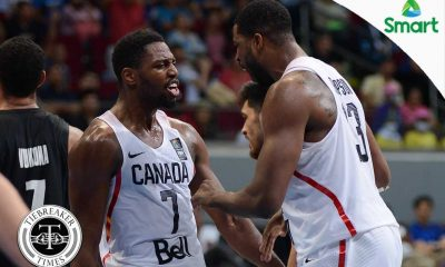 Tiebreaker Times Canada fends off New Zealand to advance to FIBA OQT finale 2016 Manila OQT Basketball Canada New Zealand News  Tristan Thompson Tom Abercrombie Tai Webster. Paul Henare Melvin Ejim Jay Triano Cory Joseph Corey Webster 2016 Basketball Olympic Qualifying Tournament