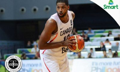 Tiebreaker Times Thompson eager to cap big year with Rio stint 2016 Manila OQT Basketball Canada News  Tristan Thompson Jay Triano 2016 Basketball Olympic Qualifying Tournament