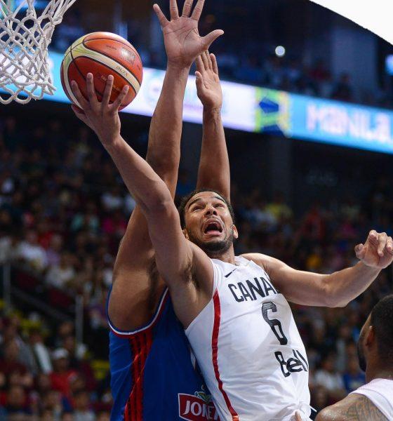 Tiebreaker Times Canadian Built: Joseph proud to represent home country in NBA, FIBA 2016 Manila OQT Basketball Canada News  Jay Triano Cory Joseph 2016 Basketball Olympic Qualifying Tournament