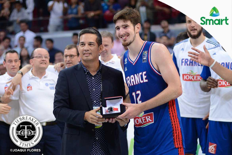 Tiebreaker Times De Colo cops Manila OQT MVP 2016 Manila OQT Basketball France News  Nando De Colo 2016 Basketball City Tournament