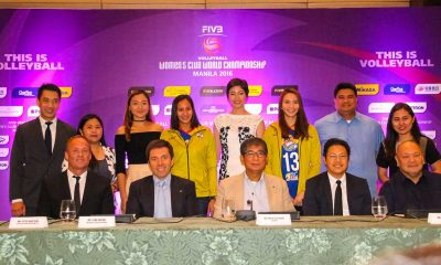 Tiebreaker Times Full security ensured for FIVB Women's CWC 2016 FIVB Women's CWC News PSL Volleyball  Vakifbank Istanbul Rexona Ades PSL-F2 Logistics Pilipinas Pomi Casalmaggiore Peter Cayetano Hisamitsu Springs Eczacıbaşı VitrA Istanbul Bangkok Glass