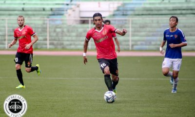 Tiebreaker Times Stallion defender Rota out with knee injuries Football News UFL  Stallion FC Simone Rota