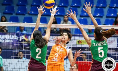 Tiebreaker Times Generika sweeps Amy's to return to win column News PSL Volleyball  Shaya Adorador Rosemarie Prochina Rica Rivera Marivic Meneses Marijo Medalla Generika Lifesavers Cindy Imbo Chlodia Cortez Amy's Kitchen-Perpetual Altas Alexine Cabanos 2016 PSL Season 2016 PSL All Filipino Conference