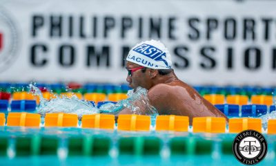 Tiebreaker Times Jessie Lacuna, Roxanne Yu advance to finals 2017 SEA Games News Swimming  Roxanne Yu Jessie Lacuna 2017 SEA Games - Swimming