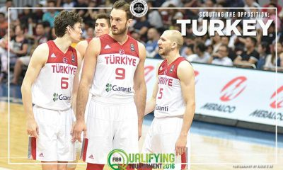 Tiebreaker Times Scouting the Opposition: Turkey 2016 Manila OQT Bandwagon Wire Basketball Turkey  Ergin Ataman 2016 Basketball Olympic Qualifying Tournament