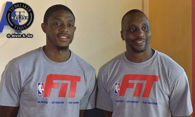 Tiebreaker Times Suns' Brandon Knight to impart lessons learned from the sidelines Basketball News  NBA Philippines Brandon Knight