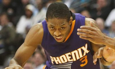 Tiebreaker Times Suns' Knight, former NBA player Brown headline Gatorade NBA Training Center Basketball News  NBA Philippines Dee Brown Brandon Knight