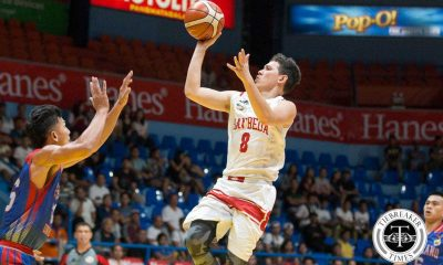 Tiebreaker Times San Beda fends off shooting woes, Perpetual to remain unscathed Basketball News SBC UPHSD  San Beda Seniors Basketball Robert Bolick Prince Eze Perpetual Seniors Basketball Nic Omorogbe Kemark Carino Flash Sadiwa Daryl Singontiko Boyet Fernandez Arnaud Noah 2017 Filoil Premier Cup