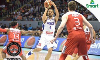 Tiebreaker Times WATCH: Batum talks first game in Manila OQT, teammates 2016 Manila OQT Basketball France News  Nicolas Batum 2016 Basketball Olympic Qualifying Tournament