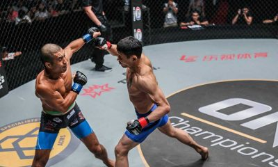 Tiebreaker Times That One Shot Mixed Martial Arts News ONE Championship  ONE Dynasty of Champions (Hefei) Narantungalag Jadambaa Eric Kelly