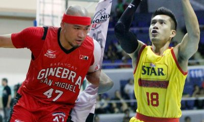 Tiebreaker Times 2016 PBA All-Star game starters revealed Basketball News PBA  Terrence Romeo Scottie Thompson Mark Caguioa Marc Pingris June Mar Fajardo Joe Devance Japeth Aguilar James Yap Greg Slaughter Calvin Abueva 2016 PBA Season 2016 PBA All Star Weekend