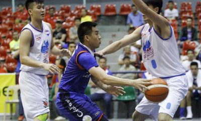 Tiebreaker Times Café France routs Blustar, retains pole position Basketball News PBA D-League  Rod Ebondo Paul Zamar Kuek Tian Yuan Juami Tiongson Jopher Custodio Egay Macaraya Cafe France Bakers Blustar Detergent Dragons 2016 PBA D-League Season 2016 PBA D-League Foundation Cup