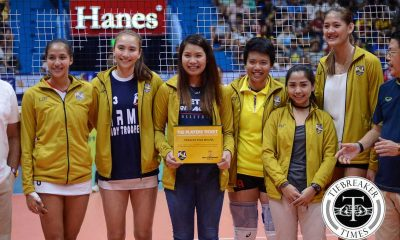 Tiebreaker Times Unheralded Molina becomes sixth Golden Ticket recipient 2016 FIVB Women's CWC News PSL Volleyball  Petron Tri-activ Spikers Ces Molina 2016 PSL Season 2016 FIVB Club World Championship