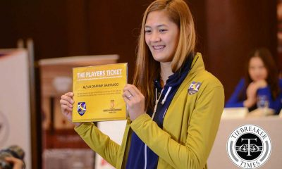 Tiebreaker Times Santiago receives fifth FIVB Women's CWC golden ticket News NU PSL Volleyball  Jaja Santiago Foton Tornadoes 2016 PSL Season 2016 PSL All Filipino Conference 2016 FIVB Club World Championship