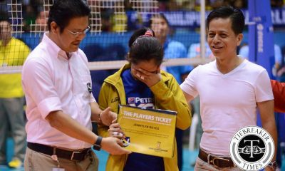 Tiebreaker Times Jen Reyes raring to prove worth after FIVB selection 2016 FIVB Women's CWC News PSL Volleyball  Petron Tri-activ Spikers Jen Reyes George Pascua 2016 PSL Season 2016 PSL All Filipino Conference 2016 FIVB Club World Championship