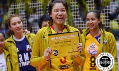 Tiebreaker Times Mika Reyes gets final FIVB Women's CWC Golden Ticket 2016 FIVB Women's CWC News PSL Volleyball  Mika Reyes F2 Logistics Cargo Movers 2016 PSL Season 2016 PSL All Filipino Conference